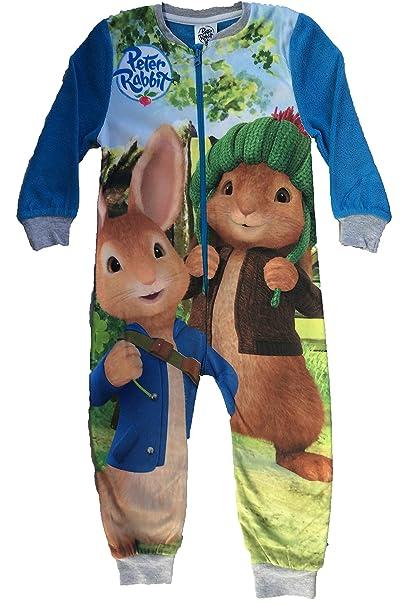 Peter Rabbit Girls Onesie 4-5 Years