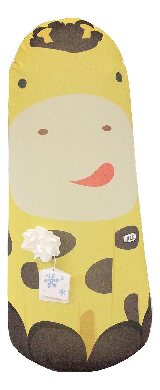 Bonk Fit 高性能ポリウレタン 子供用膨張式パンチング バッグ ボップ トイ ポリ塩化ビニル非含有 洗濯機で洗えるデザイナーカバー付き B06XMQWJWT Hunter Giraffe