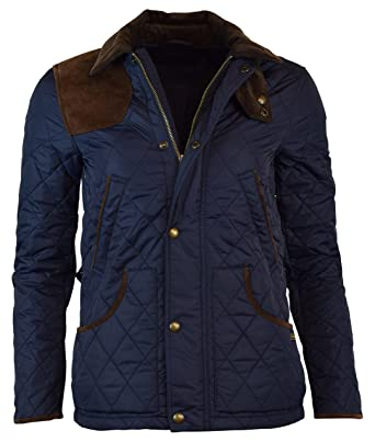 25c23a997 Polo Ralph Lauren Womens Nylon Suede Quilted Jacket