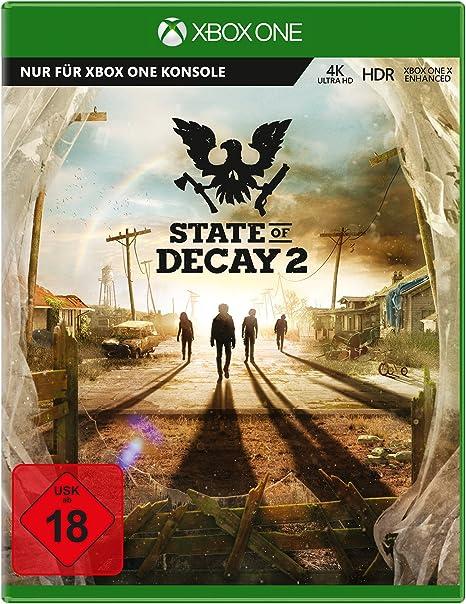 State of Decay 2 - Xbox One [Importación alemana]: Amazon.es ...