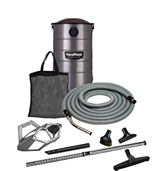 VacuMaid GV50PRO 50ft. Hose Central Vacuum System