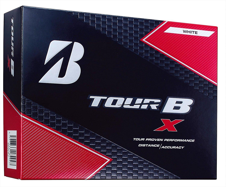 【3ダースセット】2017年モデル ブリヂストンゴルフ TOUR B X ゴルフボール (36p)パールホワイト