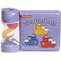 Melissa and Doug MD31203 Float-Alongs Tiny Tugboats Bath Toy