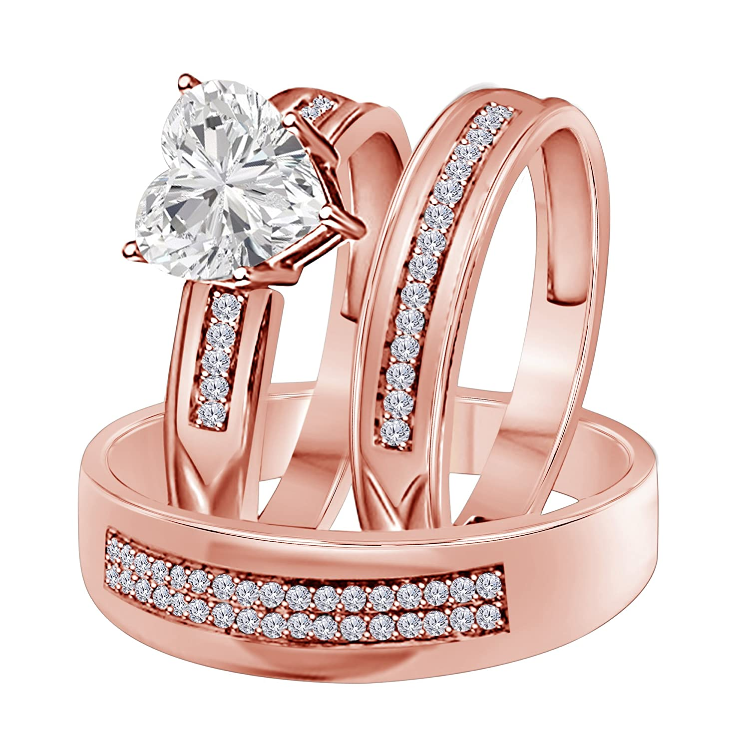 Top 7 wedding ring sets 2018 - Smart Home Devices