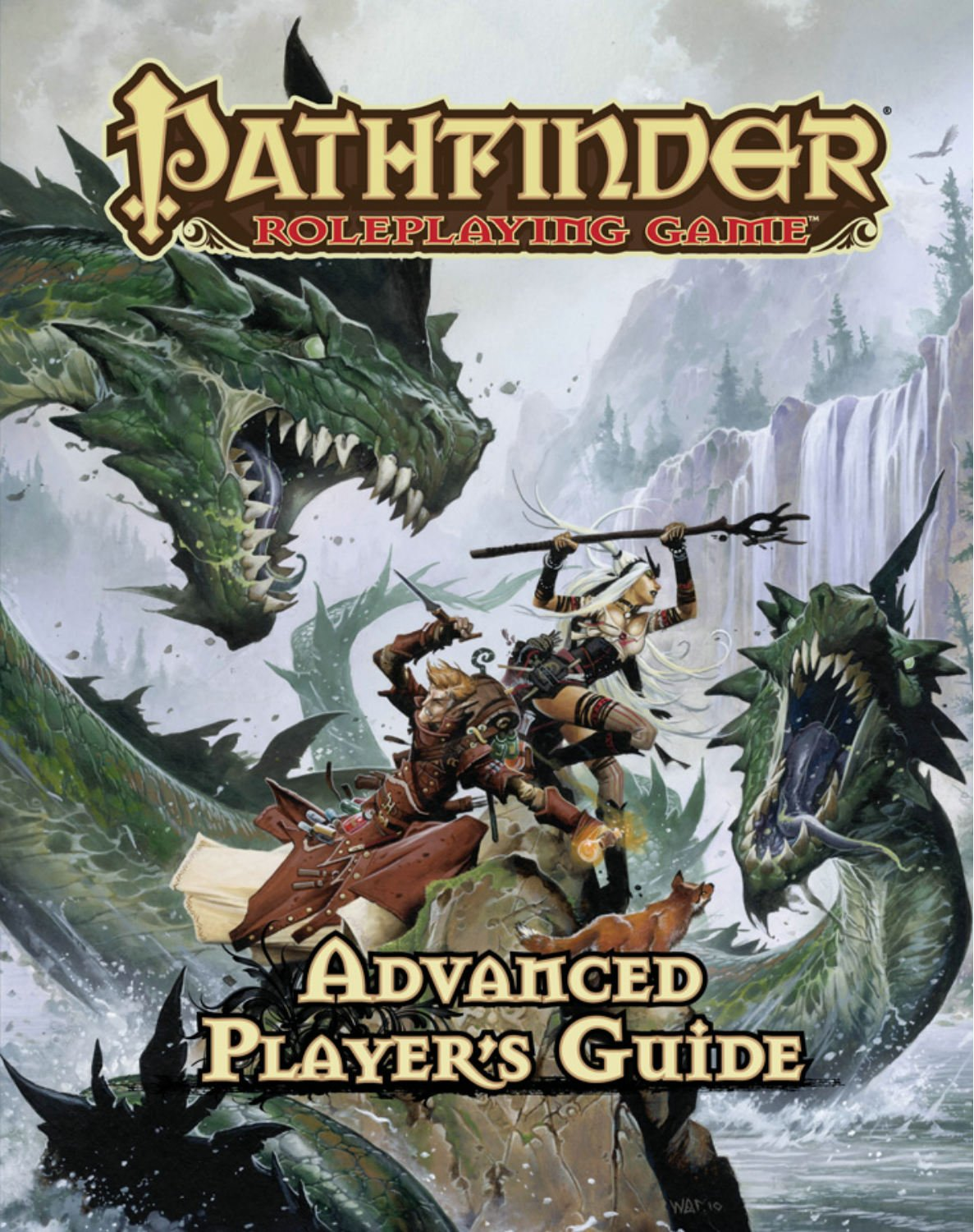 Pathfinder Roleplaying Game: Advanced Player's Guide: Jason