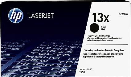 Refresh Cartridges Schwarz Q2613X//13X XL Toner Kompatibel Mit HP Drucker