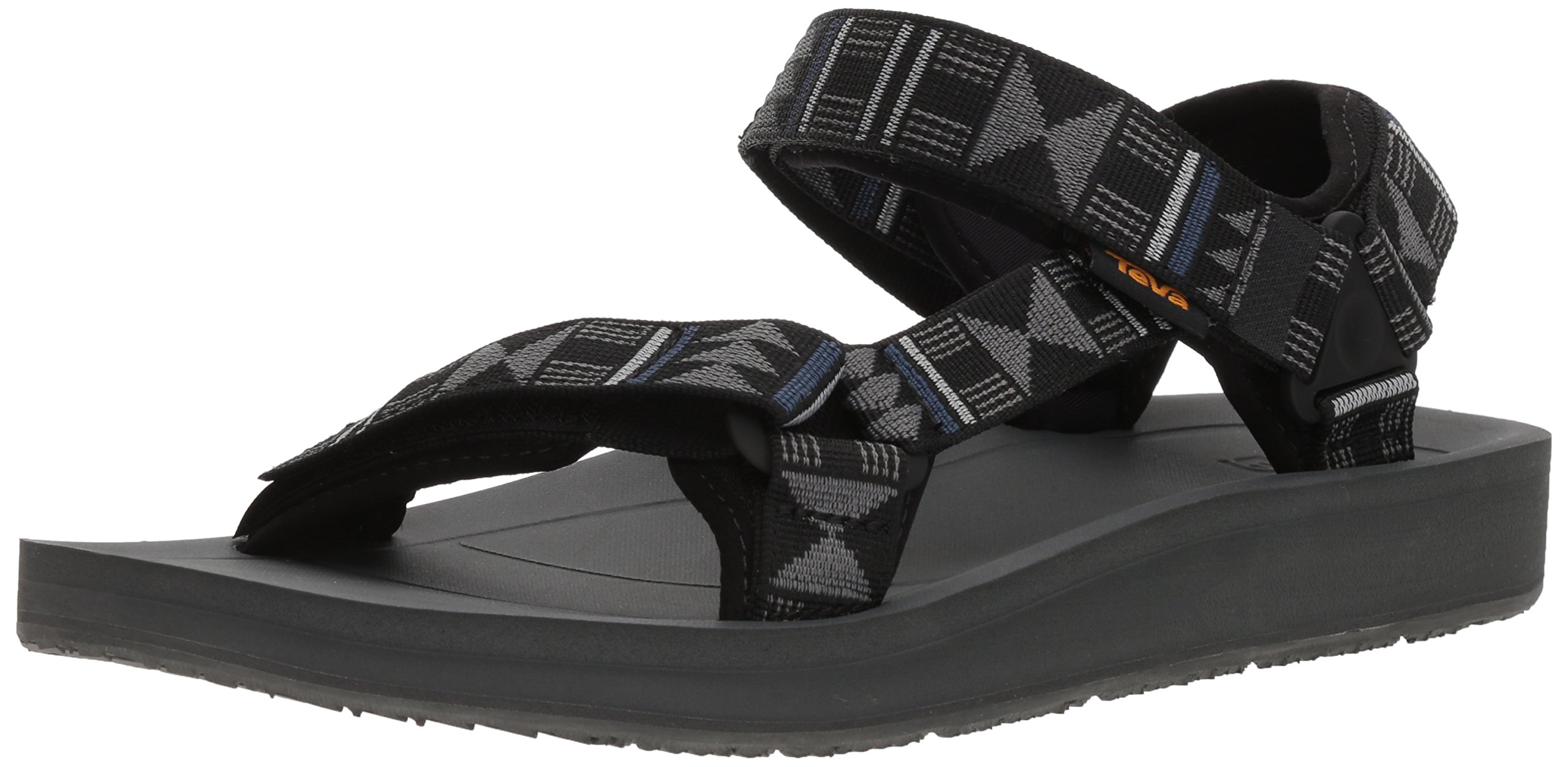 Teva Men's M Original Universal Premier Sport Sandal, Beach Break Grey, 9 M US by Teva