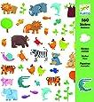 Djeco - Stickers - Animales