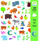 Djeco - Stickers - Animales