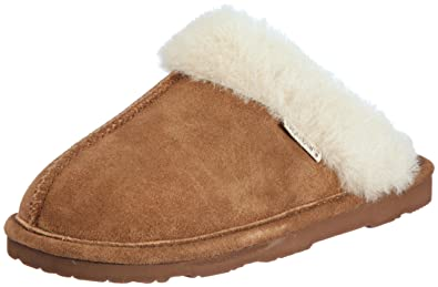 9592a6b396e9 Image Unavailable. Image not available for. Color  BEARPAW Women s Loki II  Slippers ...