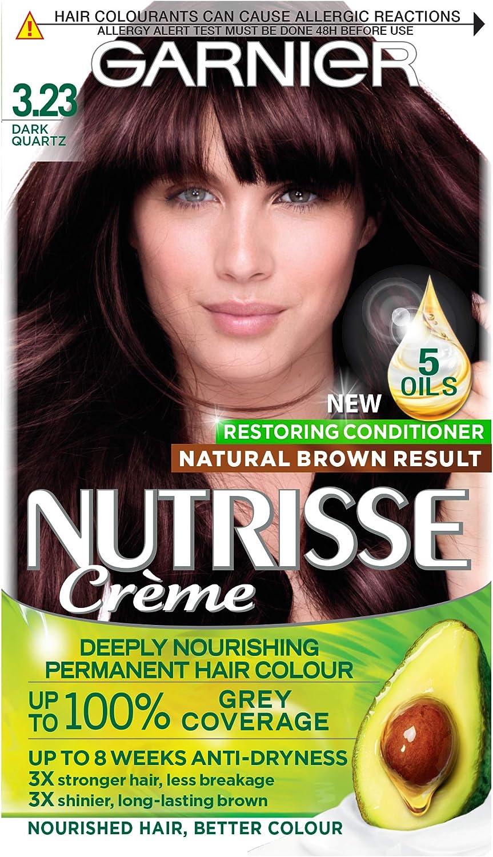 Garnier Nutrisse 3.23 - Tinte para el cabello permanente ...