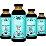 Bizzy Cold Brew Coffee Concentrate - 24 Servings - USDA Organic