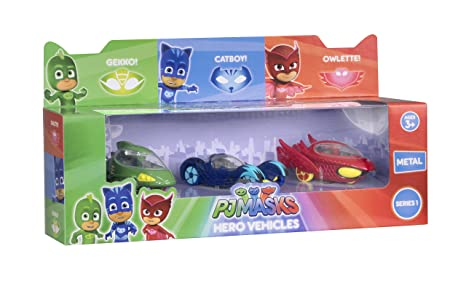 "PJ Masks - 3"" Die Cast Vehicles ..."
