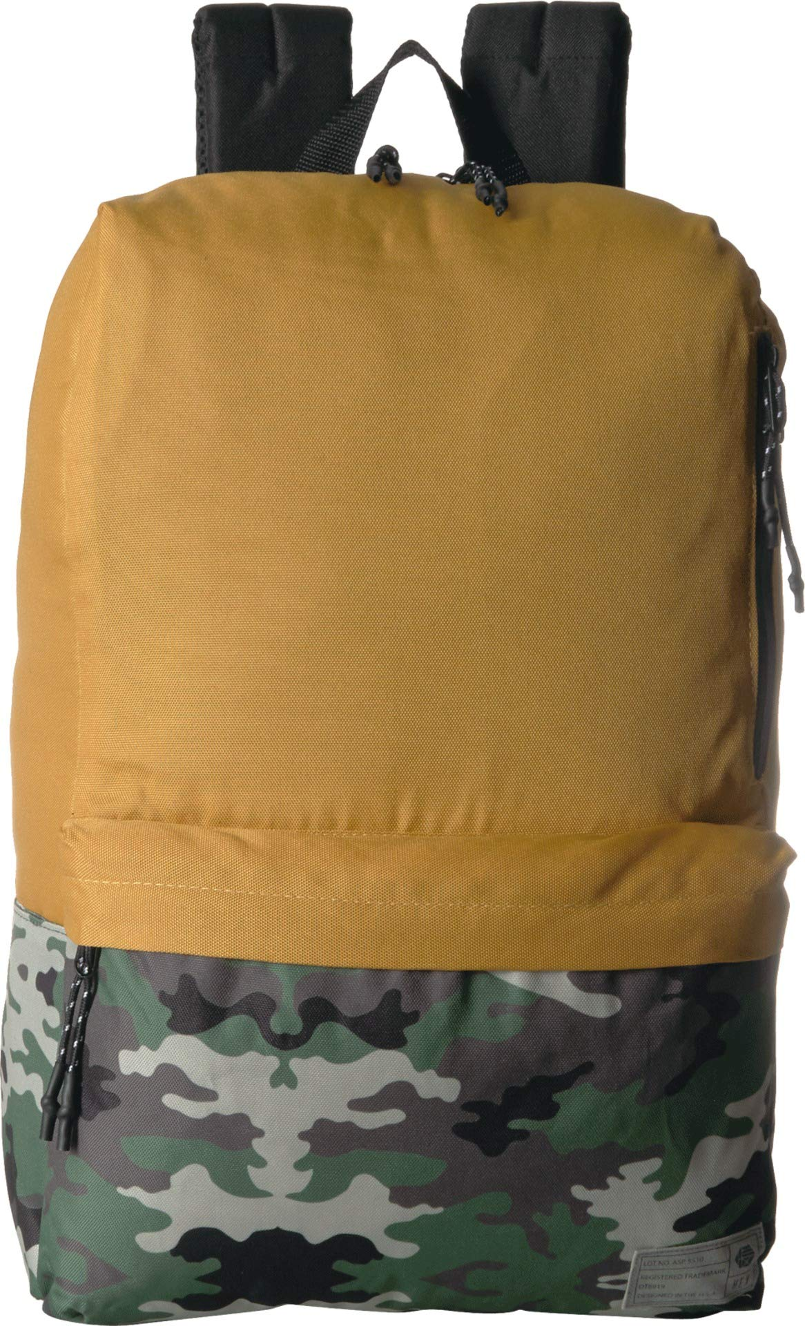 HEX Unisex Aspect Exile Backpack Gold/Camo One Size by HEX