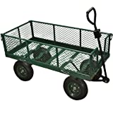Selections GF3028 Large Garden Trolley Cart