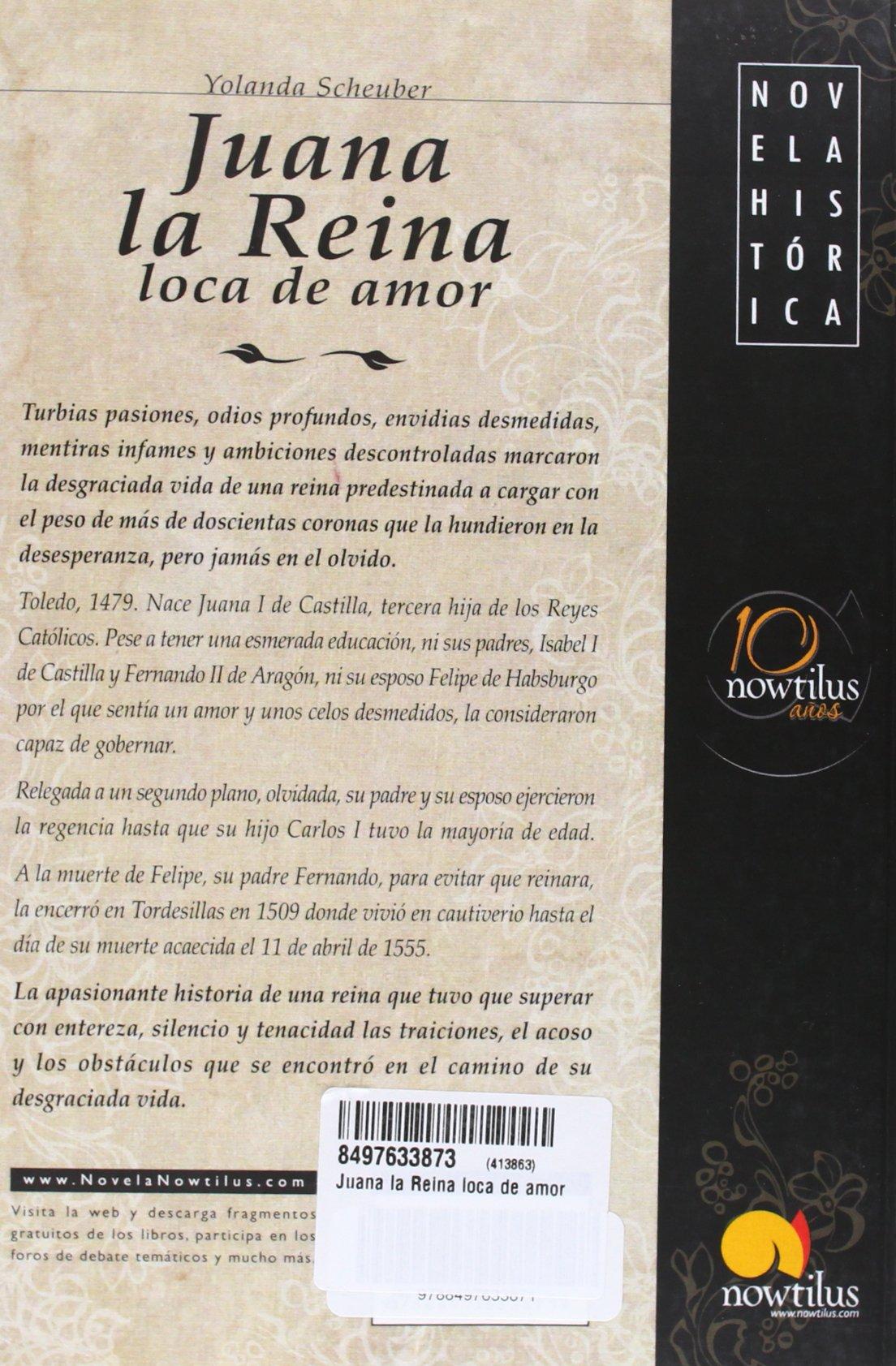 Buy Juana La Reina/ Juana the Queen: Loca De Amor/ Crazy in Love Book  Online at Low Prices in India   Juana La Reina/ Juana the Queen: Loca De  Amor/ Crazy ...