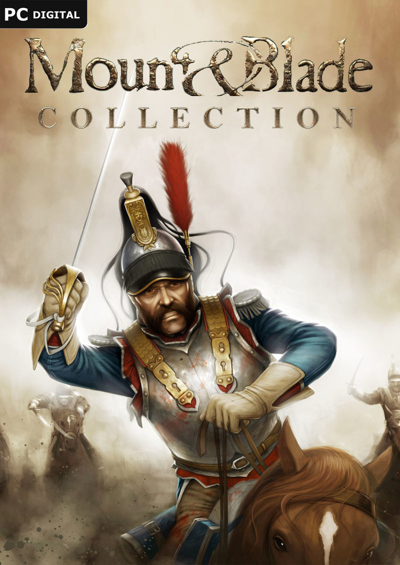 Mount & Blade: Full Collection [Online Game Code] (Mount And Blade Warband Fire And Sword)