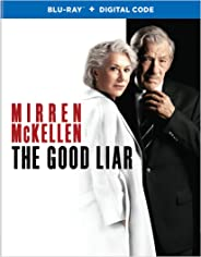 The Good Liar (Blu-ray + Digital)