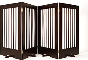 Cardinal Gates 4-Panel Tall Pet Gat
