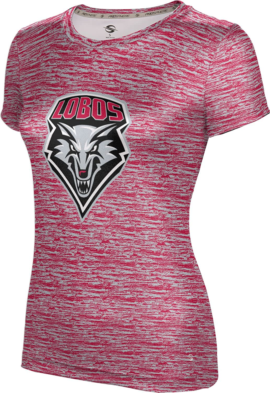 Brushed ProSphere University of New Mexico Girls Performance T-Shirt