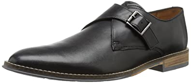 Hush Puppies Men's Gaston Style Dress Oxfords,Black Smooth Leather,7.5 ...