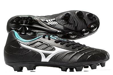 Mizuno - Botas de fútbol para Hombre Negro Negro  Amazon.es  Deportes y aire  libre 9b3504bb3ba17