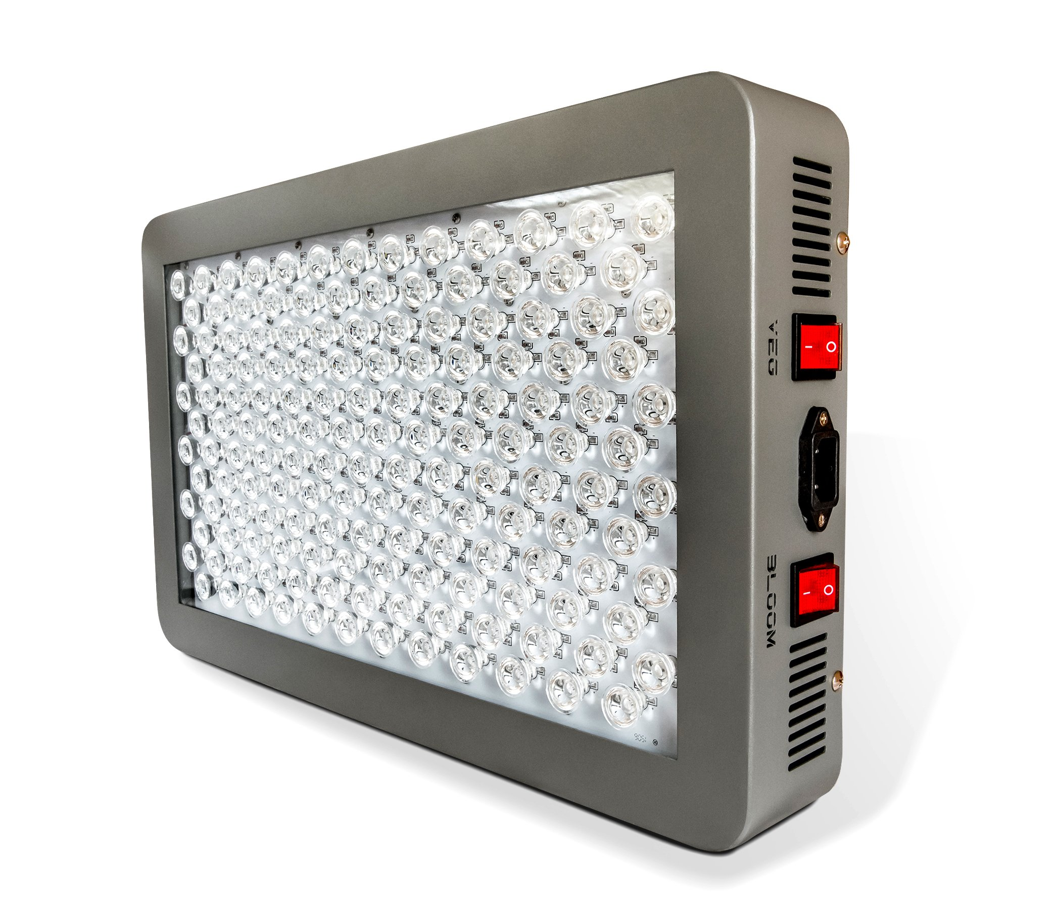 Advanced Platinum Series P450 450w 12-band LED Grow Light - DUAL VEG/FLOWER FULL SPECTRUM by PlatinumLED Grow Lights
