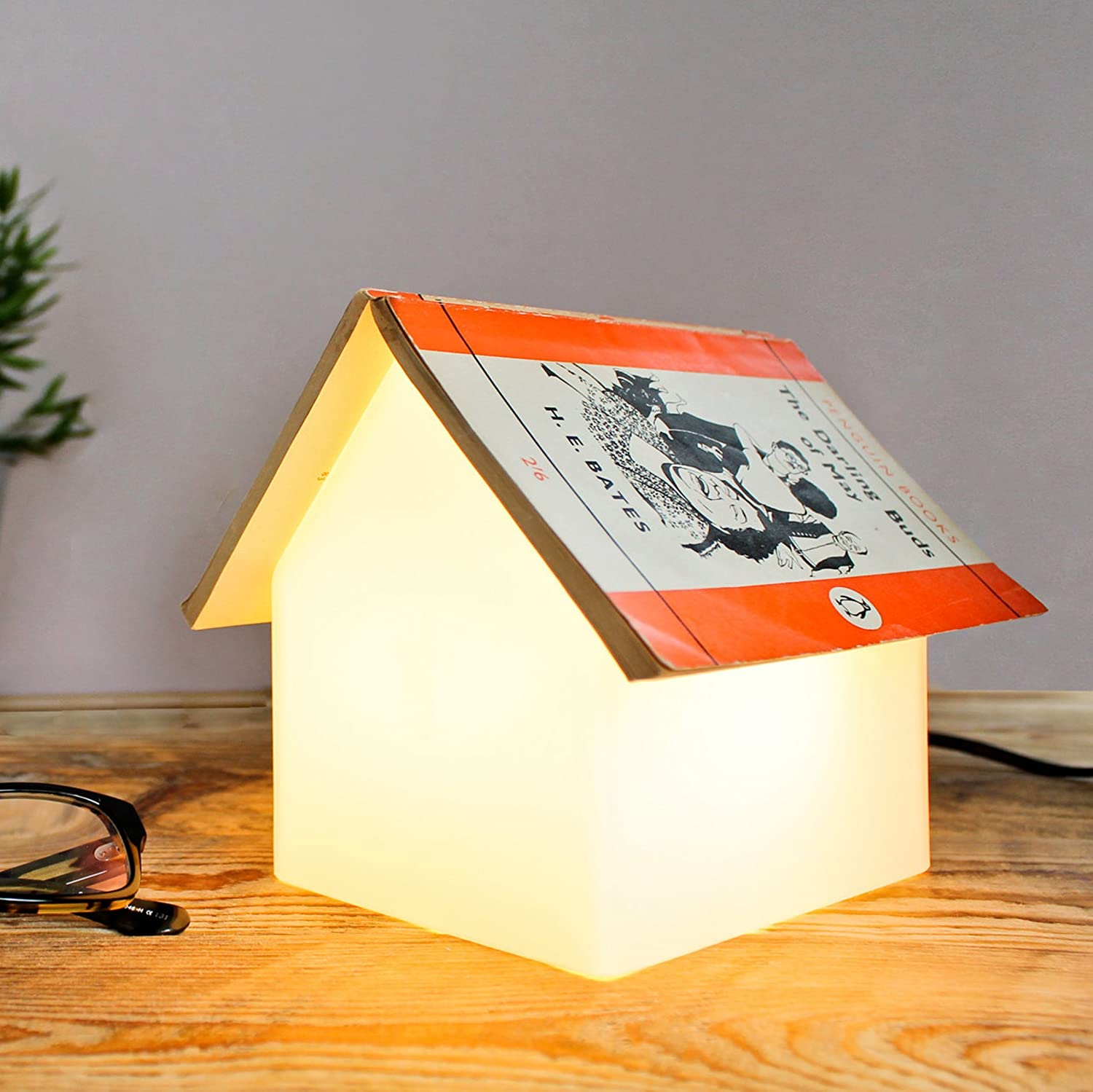 suck uk book rest lamp home kitchen