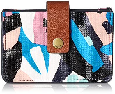 Amazon.com: Fossil Mini Tab - Cartera para mujer, talla ...