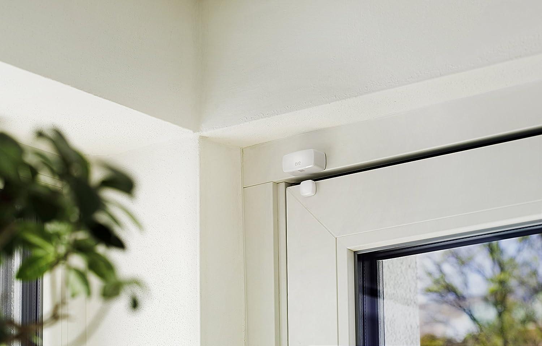 Eve Door & Window - Wireless contact sensor with Apple HomeKit technology, Bluetooth Low Energy Elgato 10027812