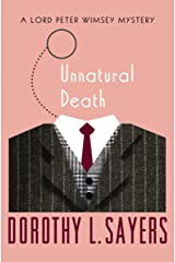 Unnatural Death (The Lord Peter Wimsey Mysteries Book 3)