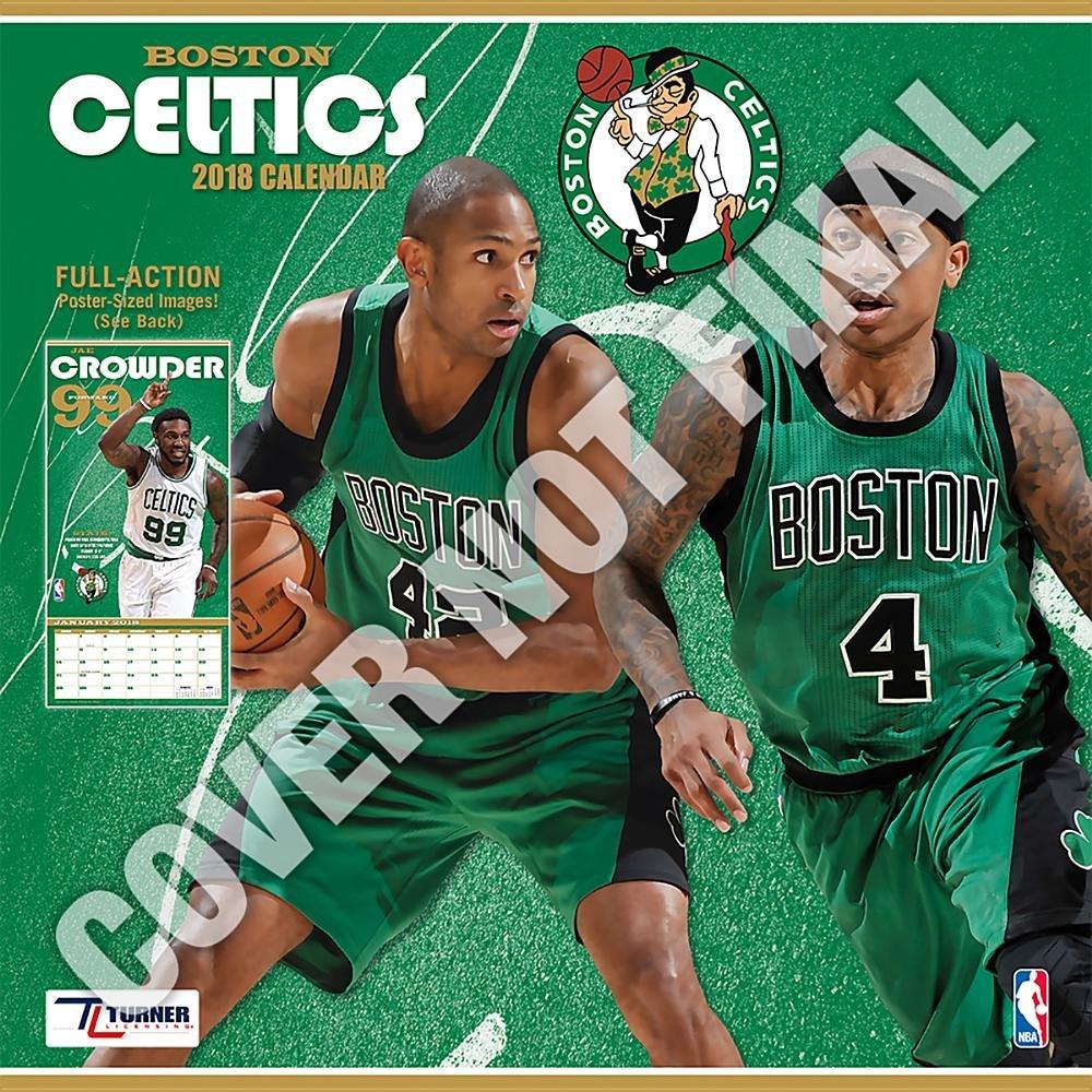 ef476451 Boston Celtics 2019 Calendar Calendar – Wall Calendar, September 20, 2018