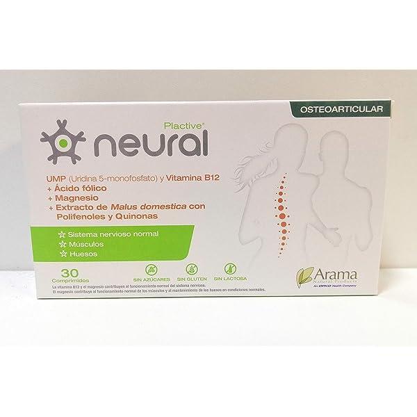 Pharmadiet Neural 30Comp. 0.1 100 g: Amazon.es: Salud y ...