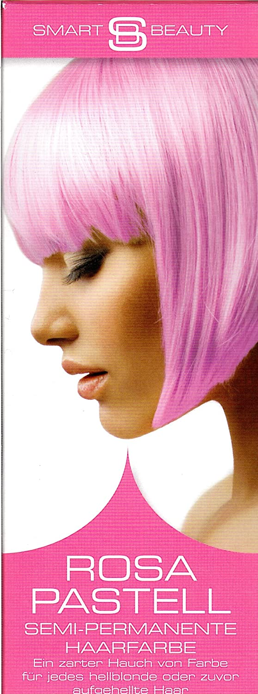 smart beauty haarfarben zuckerwatte semi permanent pastell