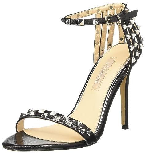Primadonna Sandali con Cinturino alla Caviglia Donna Nero 37 EU Scarpe