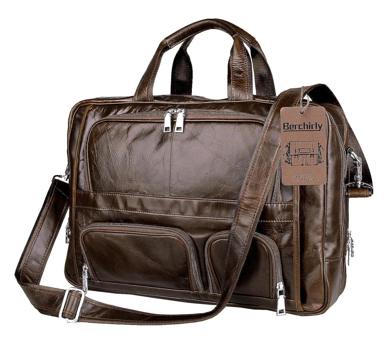 Vintage Leather Bag - $79.99 (...