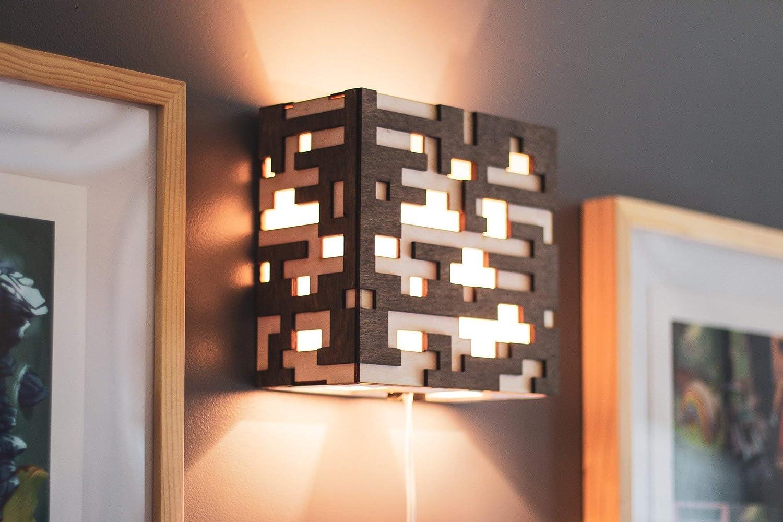 Stylized Ore Lamp