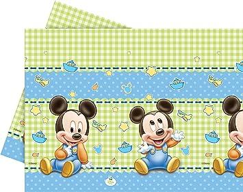 Procos S.A. - Cubertería para fiestas Mickey Mouse (71987): Amazon.es: Juguetes y juegos