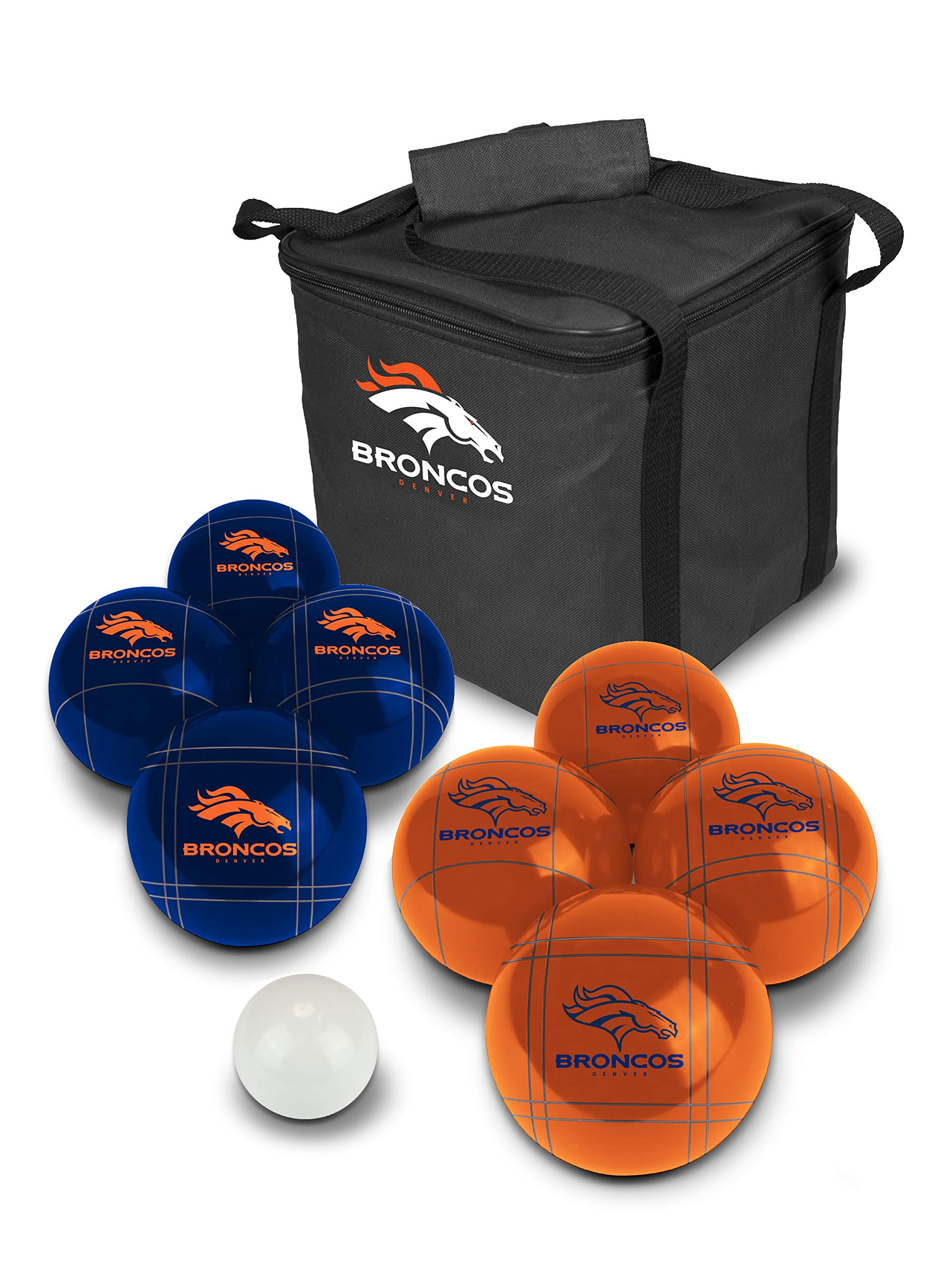 PROLINE NFL Miami Dolphins Bocce Ball Set by PROLINE (Image #1)