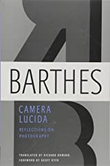 Camera Lucida: Reflections on Photography Paperback