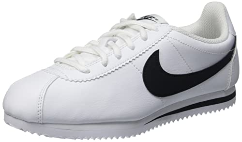 3ee693c8bb Nike Cortez Boys Skate Shoes-Big Kids White/Black 6.5 M US Big Kid: Buy  Online at Low Prices in India - Amazon.in