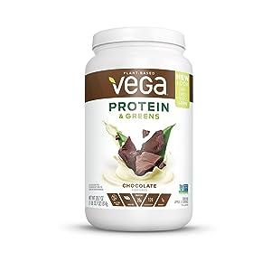 Vega Protein & Greens Chocolate Flavored