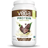 2-Pack Vega Protein & Greens Plant Protein Shake (1.79 lb Chocolate)