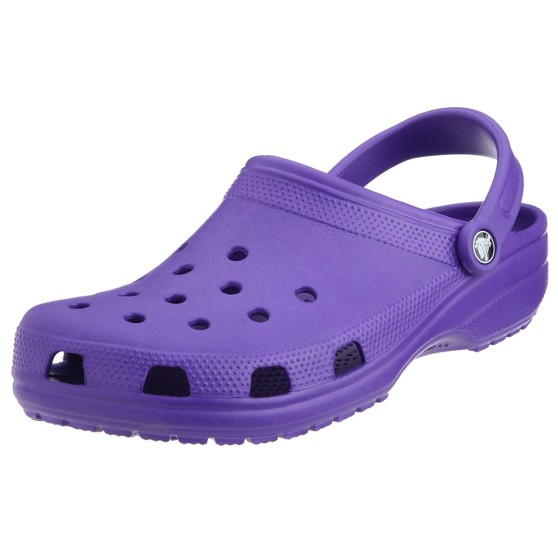 crocs Classic Unisex Erwachsene Clogs Violett (Ultraviolet) Billig und erschwinglich Im Verkauf