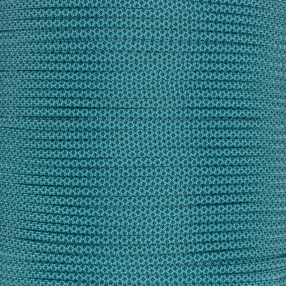 Paracord PlanetダイヤモンドパターンタイプIII 550パラコード – 鮮やかなカラー選択 – 複数サイズあり B0772VX389 50 Feet|Turquoise with Teal Diamonds Turquoise with Teal Diamonds 50 Feet