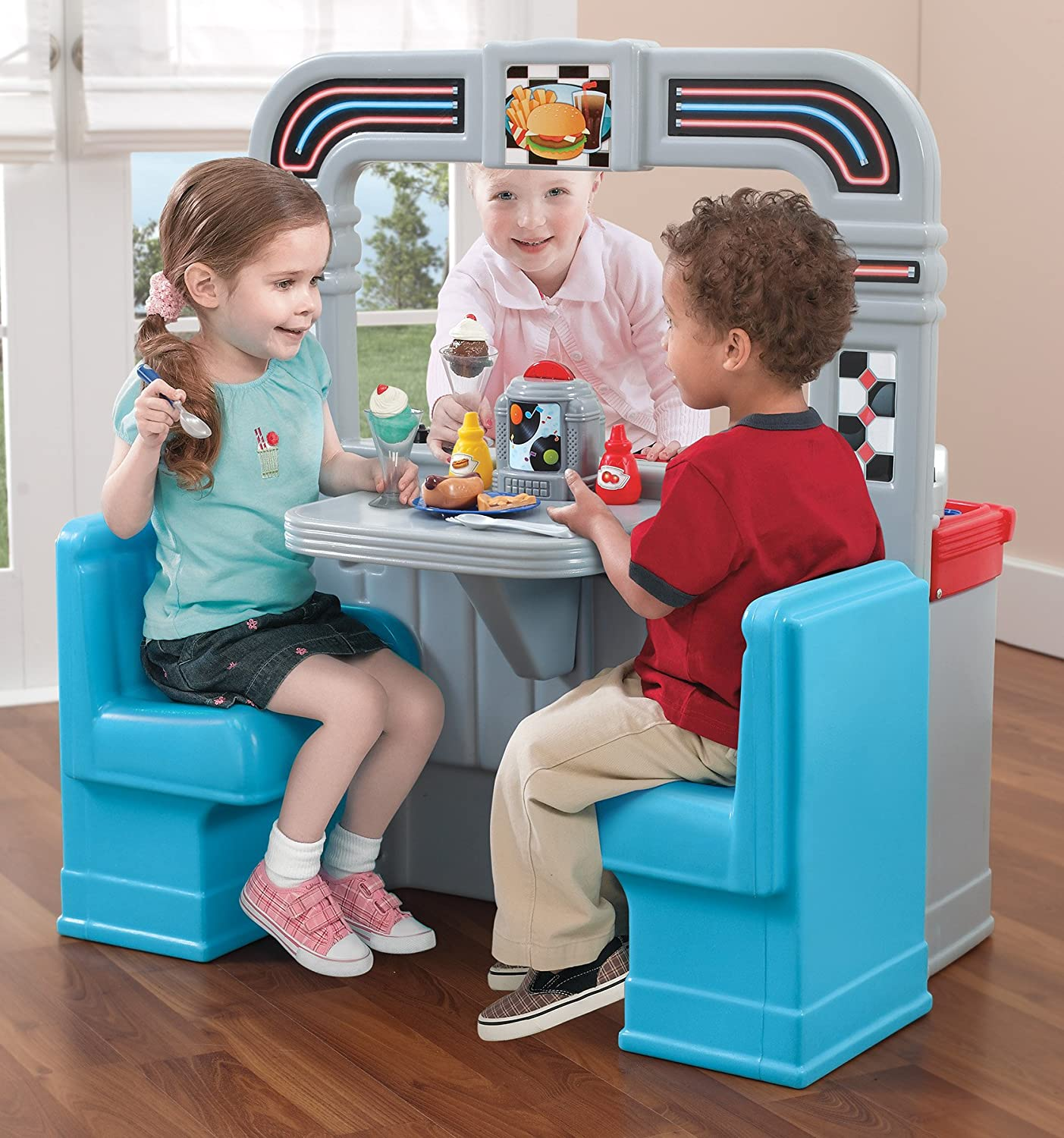 Amazon.com: Step2 50\'s Diner: Toys & Games