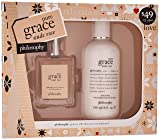 Philosophy Pure Grace Nude Rose Gift Set for Women, 2 Count