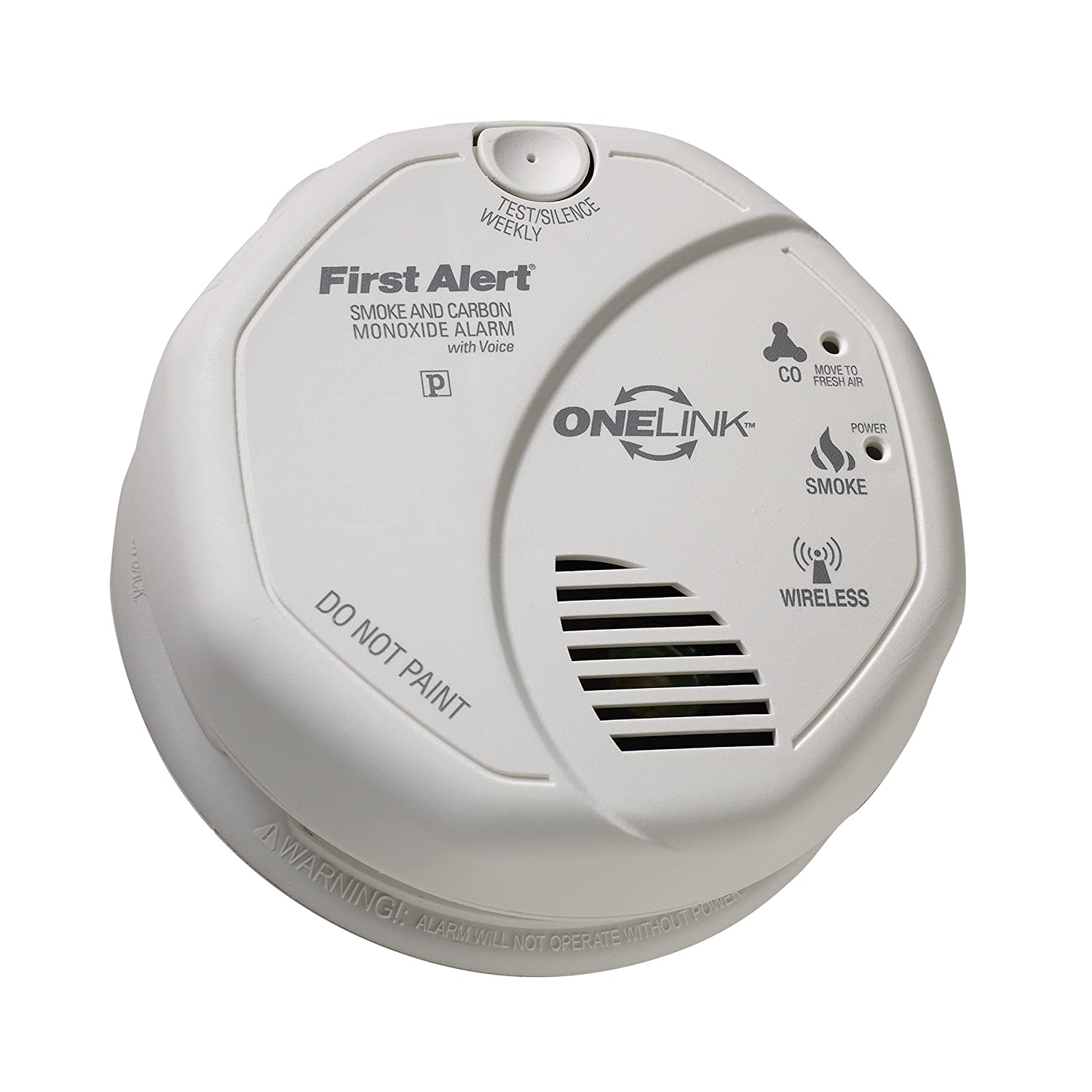 The Best Smoke Alarms Reviews Comparisons Of Top Rated First Alert Detector Wiring Diagram It Seamlessly Connects With Other Onelink Enabled For Ultimate Wireless Home