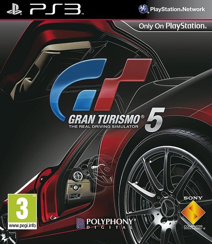 Gran Turismo 5 Ps3 Amazon Co Uk Pc Video Games