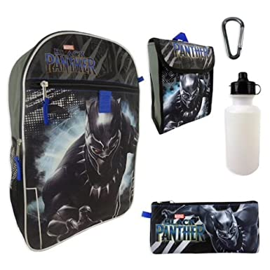 d635d57998 Image Unavailable. Image not available for. Color  Kids - Marvel Black  Panther Backpack ...